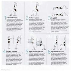 Flat Belly exercises to help heal your diastasis recti (separated abdominal muscles) after baby! Pronunciation: dye-uh-STAY-siss REK-tye I did this for several months after baby and it worked. I forgot about it until recently.