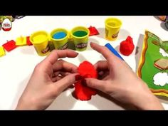 Play Doh numbers Ariel Elsa Anna Disney Frozen MagiClip Glitter Glider Princesas Magic Clip - YouTube