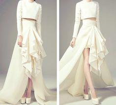 Ashi Studio fall 2014 couture