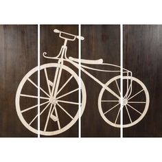 Moe's Home Collection Velo Wall Decor