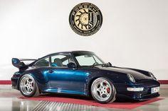 Porsche 911 - 993 GT 2 EVO, 1998, einer von nur 21 gebauten