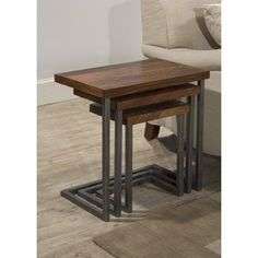 Okmulgee 3 Piece Nesting Tables