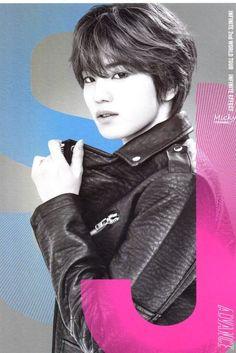 160223 INFINITE EFFECT ADVANCE Official Goods Post Card - INFINITE Sungjong
