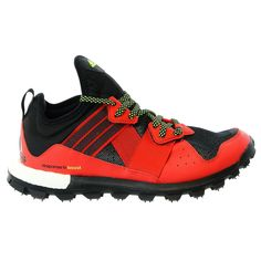 Adidas Outdoor Response Trail Boost Thunder Running Shoe - Mens 7568d0d57a4c1