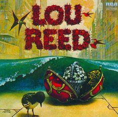 Lou Reed (Royal Albert Hall - London 2008). #albumcovers #albumart #loureed http://www.pinterest.com/TheHitman14/album-cover-art/