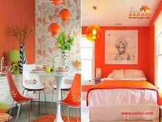 #hogar LAS MEJORES CASAS DE MÉXICO. Hay colores para la decoración de su casa que generan la sensación de tranquilidad. Un ejemplo es el anaranjado, el cual da calidez y dinamismo a su hogar, además, sus tonalidades más obscuras se pueden utilizar para crear espacios armónicos. En Grupo Sadasi, le invitamos a conocer nuestros desarrollos, donde encontrará el mejor lugar para vivir. informes@sadasi.com