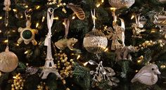 Take a look at the Christmas Decorations at LuxDeco.com