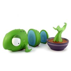O-No Sashimi Toy: Green Edition