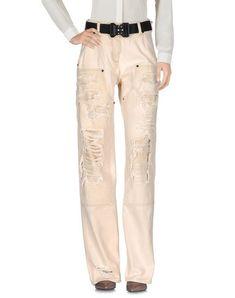 Casual Pants, Beige