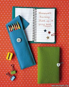 25 back to school inspired craft projects. #backtoschool
