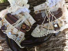 Boho gypsy Wedding Boots Made to order//Cowboy boots/ Western Boots/CUSTOM Boots Gypsy Boots, Boho Boots, Gypsy Cowgirl, Cowgirl Boots, Western Boots, Gypsy Wedding, Wedding Boots, Lace Wedding, Wedding Dresses