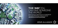 Δώρο ο γύρος του κόσμου σε κάποιον που το αξίζει, από τη Star Alliance :http://bookingmarkets.net/δώρο-ο-γύρος-του-κόσμου-σε-κάποιον-που-τ/