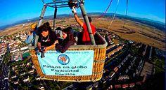 ¿Si uno se marea en el globo tenéis bolsitas de papel como en los aviones?   http://www.facebook.com/siempreenlasnubes.volarenglobo  Más información y reservas en:  http://www.siempreenlasnubes.com/
