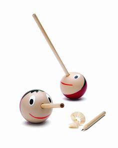 Pinocchio Pencil Sharpener