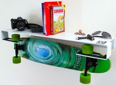 Bicycle Steel Wall Rack (Longboard, Snowboard, Etc.)