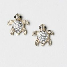 I See Sea Turtles Studs Porte Clef, Colliers, Bijoux, Bébé Tortues De Mer 7f3cc953979