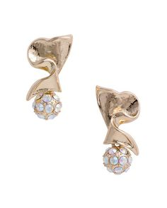Gala Earrings, Cher Coulter
