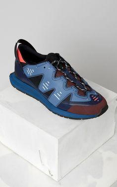 Cloud mix Sneakers, DUCK BLUE, KENZO