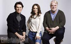 Willem Dafoe, Rachel McAdams, and Phillip Seymour Hoffman, A Most Wanted Man