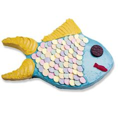 Go Fish cake