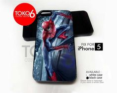 AJ 4205 The Amazing Spider-man 2 - iPhone 5 Case | toko6 - Accessories on ArtFire