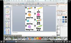 Video Tutorial: Creating Printable Previews Using PowerPoint