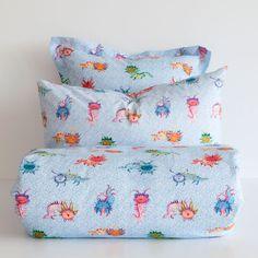 Digital Dragons Print Bed Linen - Bed Linen - Bedroom | Zara Home Spain