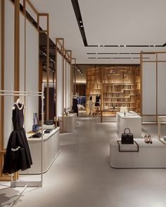"""I am convinced that there can be luxury in simplicity""- JIL SANDER - (Siwilai Store in Thailand)"