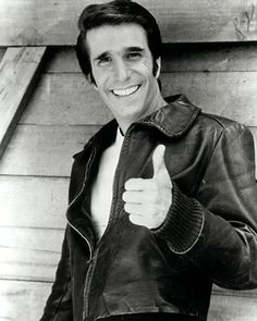 Growing up with the Fonz