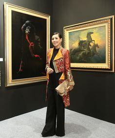 IT Looks: Renitasari Adrian's 10 Most Graceful Looks   Indonesia Tatler