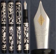 Conway stewart Henry Simpole fountain pen #Conway stewart, #Henry Simpole, #fountain pen