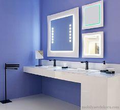 cool Banyo Aydınlatmaları