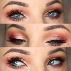Glam Makeup   Ela Lis Make-Up Glam Makeup, Make Up, Glamorous Makeup, Makeup, Beauty Makeup, Bronzer Makeup