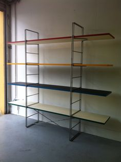 Ikea vintage shelves - Niels Gammelgaard - 1983