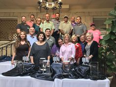 We recognized our employees' years of service to La Hacienda Treatment Center with a fun celebration and fantastic awards. Length of service awards and certificates were given to employees with 2, 5 and 10 years of service to the company. We gave custom Anniversary Club jackets to the staff members who have been with us for ten years or more. Employees celebrating 15 to 25-year tenure milestones with La Hacienda received crystal plaque awards. #laharecovery