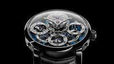 Introducing: The Legacy Machine Perpetual From MB&F — HODINKEE