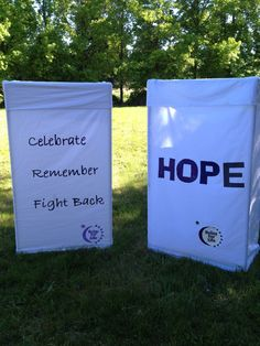BIG Luminaria for Relay for Life or Holiday PDF by sonicka on Etsy
