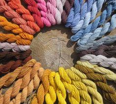 Colour wheel closeup by EddieDuckling, via Flickr