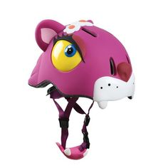 Cheshire Cat Bike, Scooter or Skateboarding Helmet by Crazy Safety