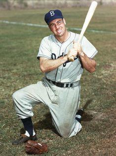 Duke Snider, Brooklyn Dodgers