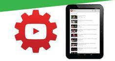 YouTube libera una app para los creativos