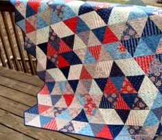 triangle sew along