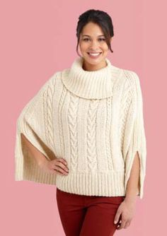 Free knitting pattern for adwen cape pattern by judy furlong tba discover more patterns by lion brand at loveknitting the worlds largest range of knitting supplies we stock patterns yarn needles and books dt1010fo