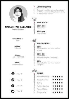 This super chic clean professional and modern resume will help you get noticed This super chic clean professional and modern resume will help you get noticed! This super chic clean professional and modern resume will help you get noticed Creative Cv Template, Resume Design Template, Creative Cv Design, Creative Resume, Portfolio Resume, Portfolio Design, Portfolio Web, Cv Curriculum Vitae, Cv Inspiration