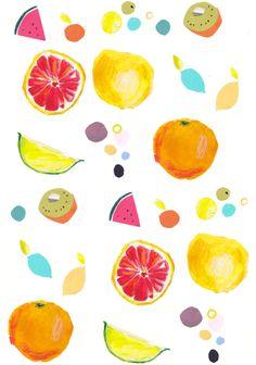 Tutti Fruitti by @Jess Pearl Liu
