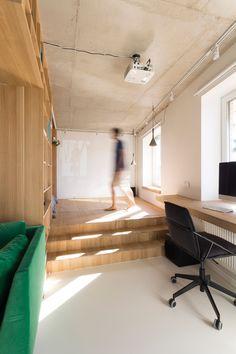 Innovation In Interior Design Often Results From Restrictions