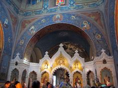 Chiesa russa di firenze, int 02 - Category:Russian Orthodox church in Florence - Wikimedia Commons