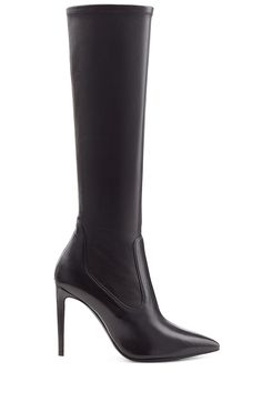 Leather Knee Boots detail 1 Long Boots, Moncler, Knee Boots, Balenciaga,  Designer 77555a3a2b