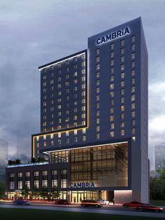 Cambria Nashville, United States by Choice Hotels International Under Construction 2018