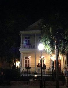 The old charleston jail in charleston is reported to be for Most haunted places in south carolina